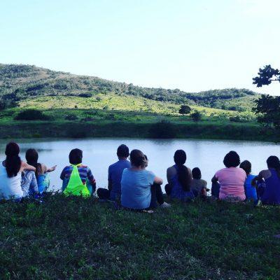 Meditação - Lago Plenitude